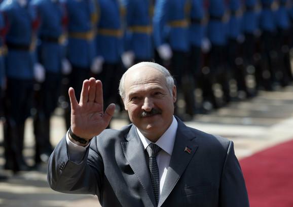 Aleksandar Lukašenko