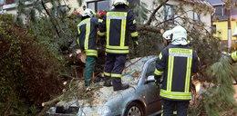 Orkan sieje spustoszenie w Polsce i w regionie