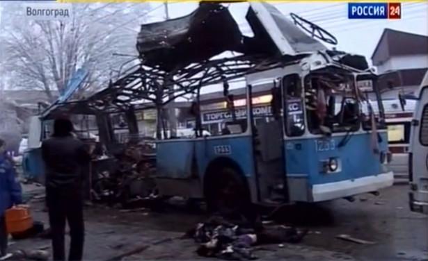 Zamach na trolejbus w Wołgogradzie