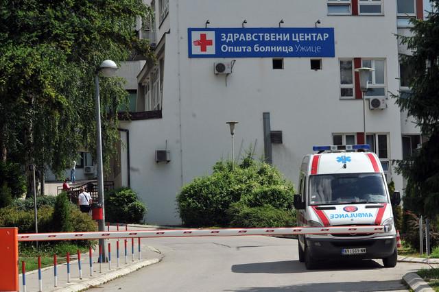 Opšta bolnica Užice: Od 323 pacijenta 304 su sumnjivi na korona virus