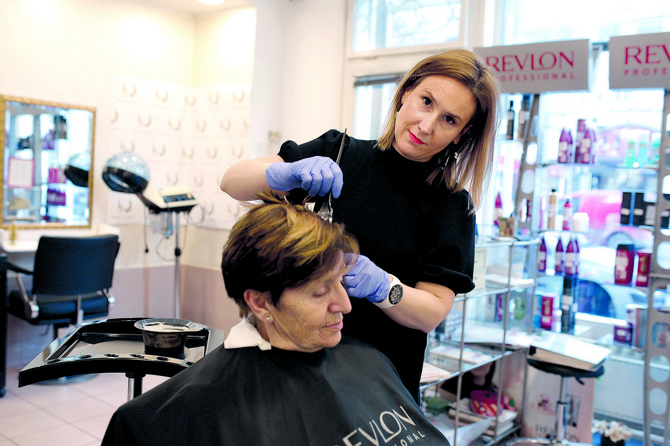Za dobru frizuru važno je dobro šišanje