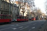 Tramvaji u Cara Dušana