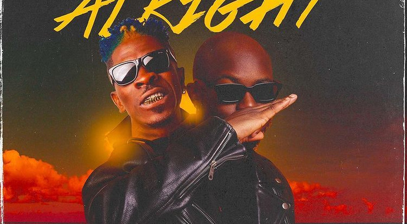 "King Promise, Shatta Wale set the Christmas mood with first collab ""Alright"" (WATCH)"