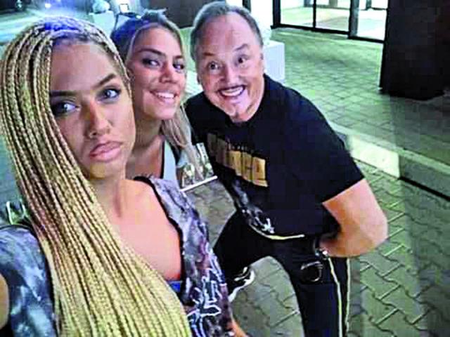 Knez sa ćerkama