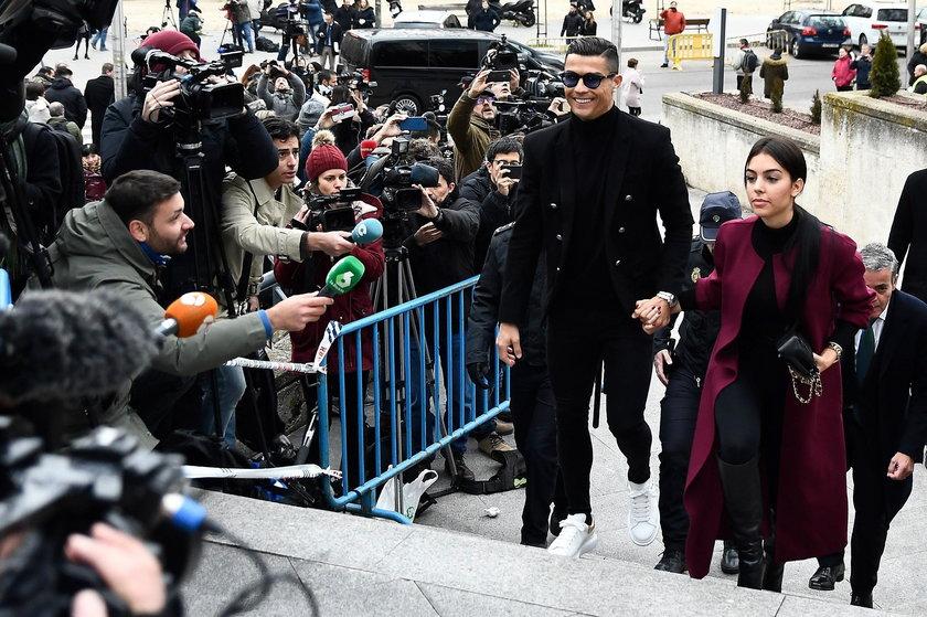 Cristiano Ronaldo usłyszał wyrok