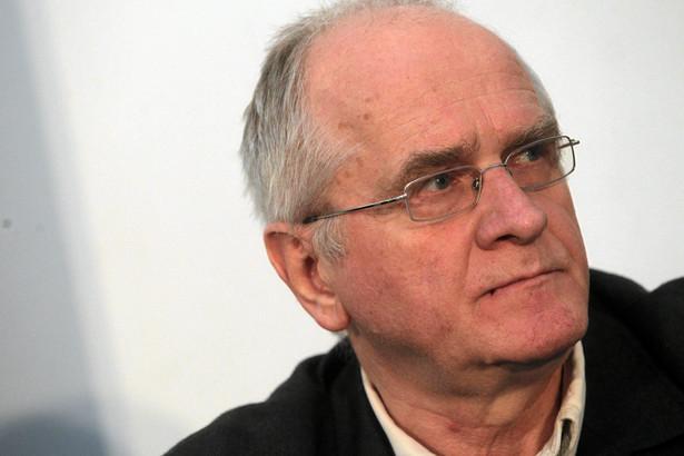 Krzysztof Czabański, sekretarz stanu w Ministerstwie Kultury i Dziedzictwa Narodowego