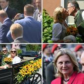 Putin došao u svatove austrijskoj ministarki, poklon je izazvao NAJVIŠE BURE, na svadbi i jedna SRPKINJA (FOTO, VIDEO)