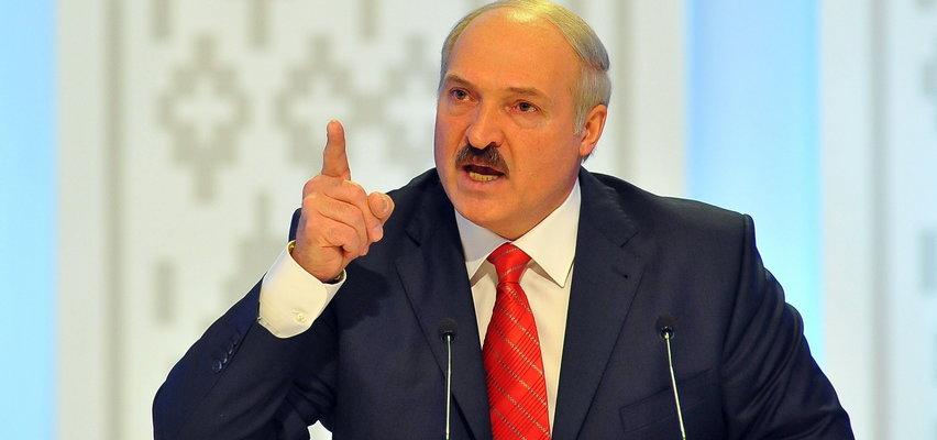 Łukaszenka chce uszczelnienia granic. Mówi o konflikcie