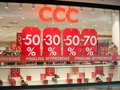 CCC ma obecnie sklepy w kilkunastu krajach