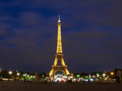 Paryż znalazł się na piątym miejscu wśród najczęściej fotografowanych na Instagramie miast