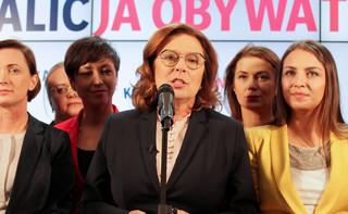 'Konstytucja jest ważniejsza od ludzkiego życia'. Kidawa-Błońska: Słowa, które od środy są mi przypisywane nigdy nie padły