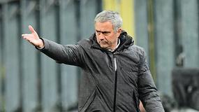 Mourinho: powinniśmy zabić ten mecz