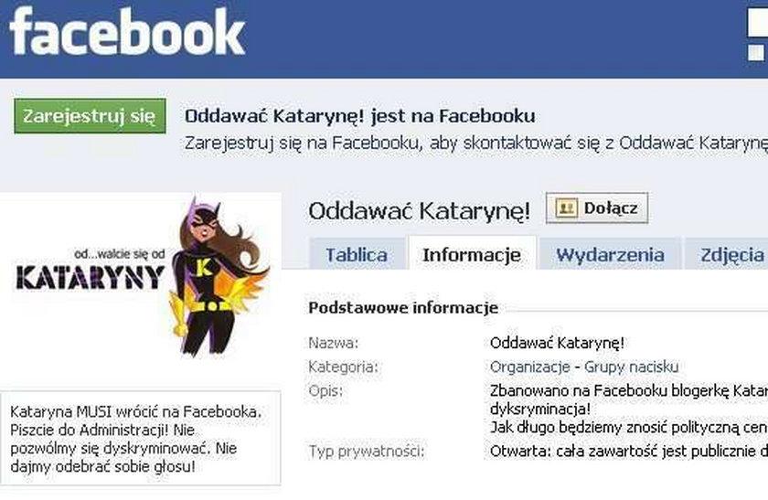 katartyna, facebook