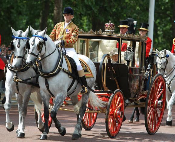 Službeni rođendan kraljice Elizabete II