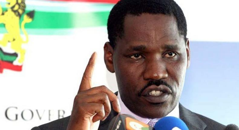 Meru Governor Peter Munya has distanced himself from Nasa and said that his party, the Party of National Unity (PNU) is fully behind the re-election of President Uhuru Kenyatta.