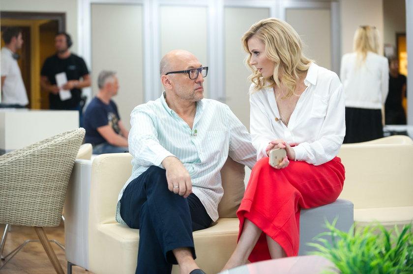 Halina Mlynkova z mężem