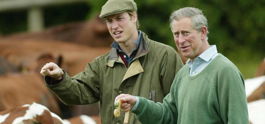 Po latach kłótni i utarczek książę William wreszcie docenił ojca. Karol będzie wzruszony słowami syna