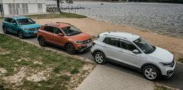 T-Cross – SUV Volkswagena. Zobacz czy aż taki malutki!