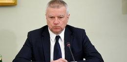 Prawa ręka Tuska przed komisją