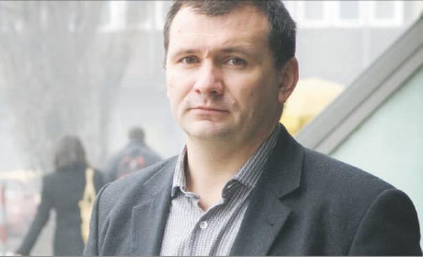 Waldemar Żurek, sędzia Sądu Okręgowego w Krakowie Fot. Jacek Taran
