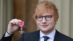 Ed Sheeran zaręczył się