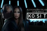 Aleksandra Prijović i Saša Matić