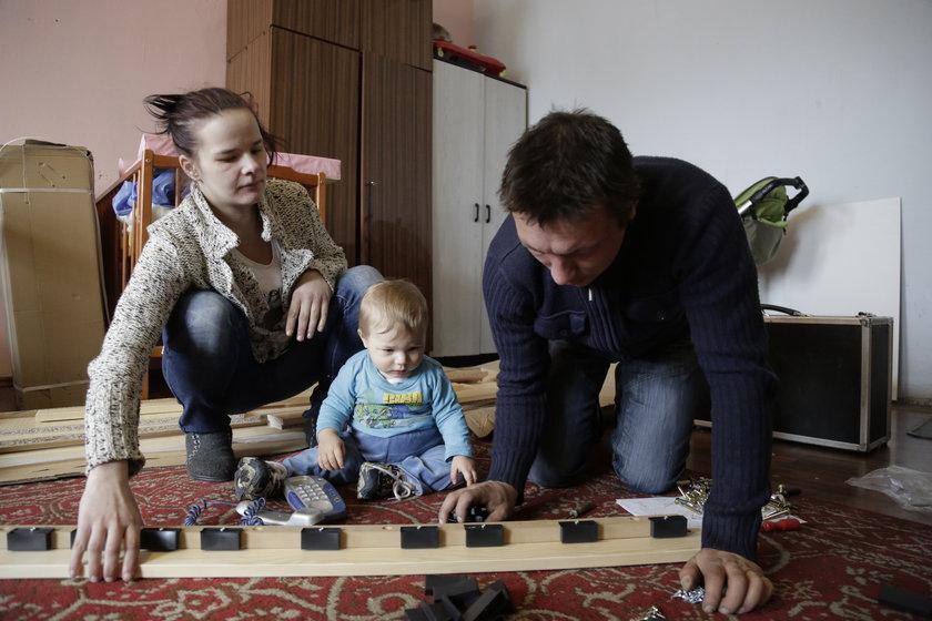 Rodzina Smykowskich z Wałbrzycha