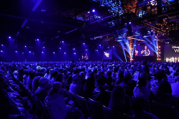 D23 Expo (fot. Disney)