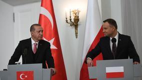 Prezydent Turcji chce zwiększenia liczby lotów do Polski