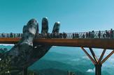 Kau Vang Zlatni most Vijetnam prtscn Youtube Amazing Things in Vietnam