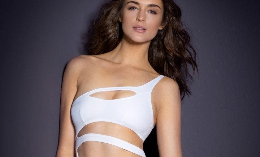Slashkini kostium bikini
