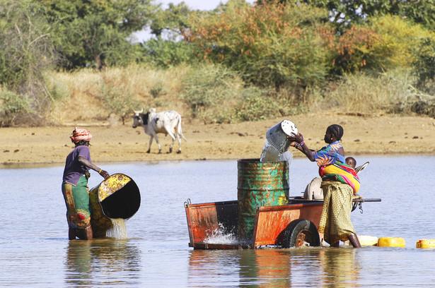 """Raport stwierdza, że zmieniające się warunki pogodowe mają """"bezpośredni negatywny wpływ"""" na wiele obszarów rozwoju, przede wszystkim rolnictwo, transport i ochronę zdrowia."""