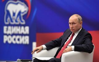 Putin: Rosja nie będzie wprowadzać wojsk do Afganistanu
