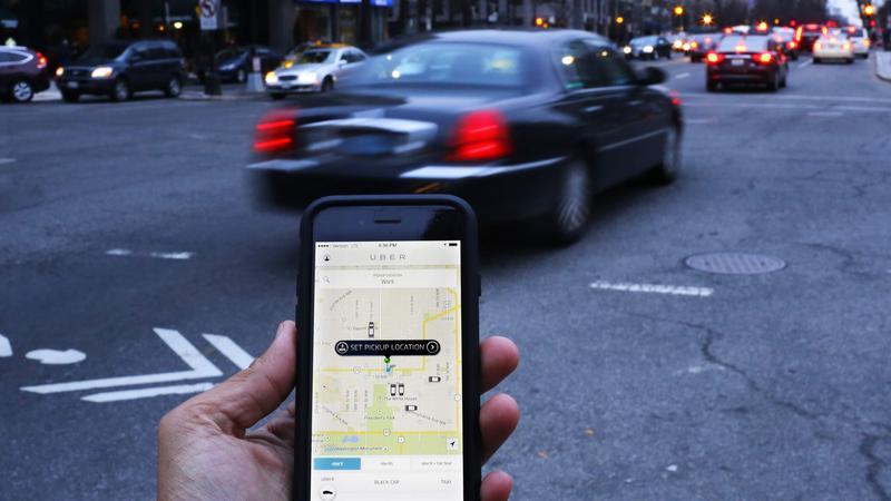 Uber ujawnił kradzież danych 57 mln użytkowników