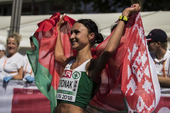 Mazuronakova slavi zlato na šampionatu Evrope