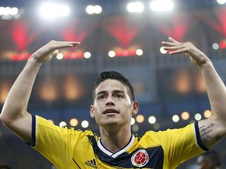 James Rodríguez (Kolumbia)