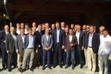 Vučić sa nemačkim i švajcarskim privrednicima