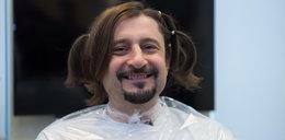 Polski trener stracił bujną fryzurę. To pomoże chorym dzieciom