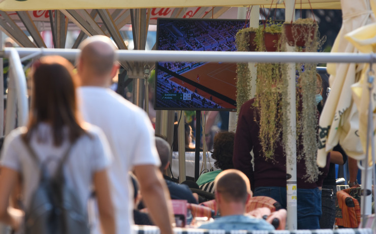 Novi Sad kafici baste guzva foto Nenad Mihajlovic10