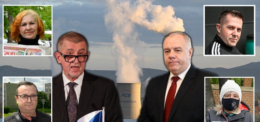 Awantura o kopalnię Turów. Mieszkańcy Bogatyni są wściekli! I wcale nie tylko na Czechów...