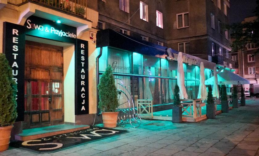"""Restauracja """"Sowa i Przyjaciele"""""""