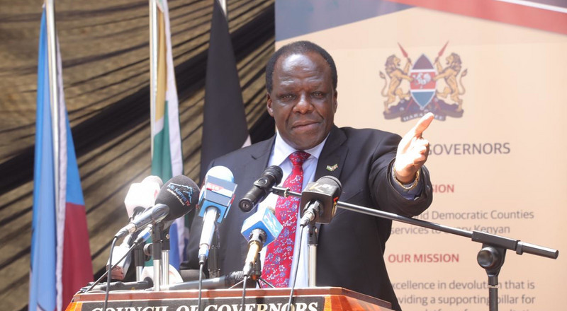 Governors oppose return to partial lock down in meeting with Uhuru