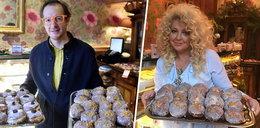 Dlaczego pączki Magdy Gessler kosztują 11 zł? Odwiedziliśmy jej cukiernie i znamy odpowiedź. WIDEO