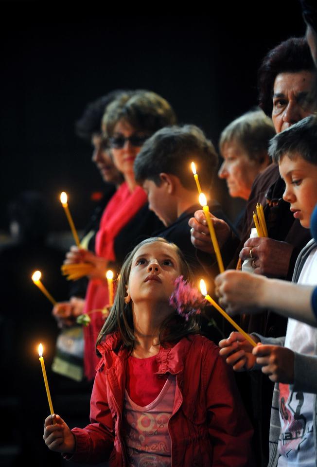 FYROM RELIGION GOOD FRIDAY