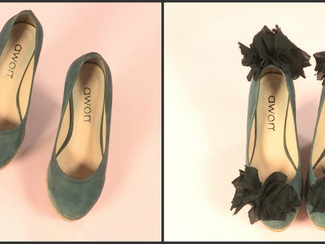 JEDNA CAKA, 10 minuta i vaše stare cipele postaće savršen par obuće za izlazak