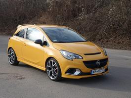 Opel Corsa GSi – mała, przyjemna zabaweczka | TEST