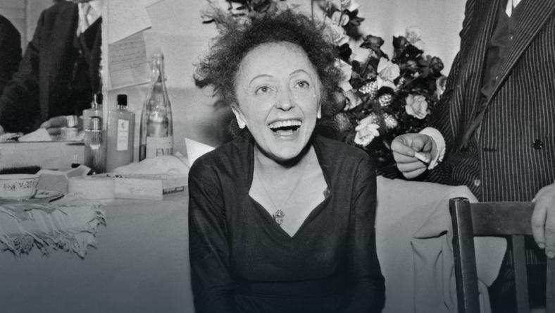 Edith Piaf, fot. AFP