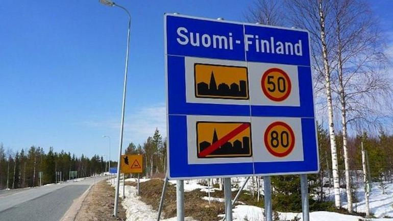 Limity prędkości w Finlandii