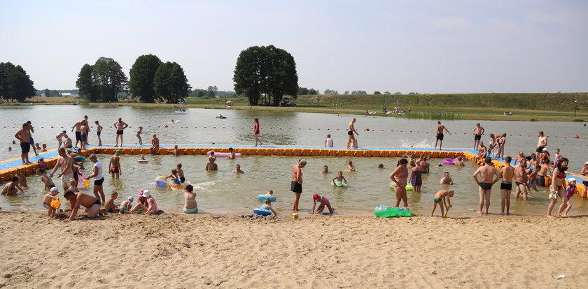 Tragedia na kąpielisku w Kałuszynie