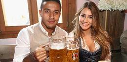 Piłkarze Bayernu balują na Oktoberfest. Lewy przyszedł sam